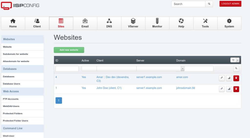 Выбор бесплатной панели управления хостингом взлом хостинг сервер